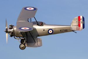 Hawker Tomtit by Daniel-Wales-Images