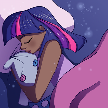 Twilight and Smartypants by Butterscotch25