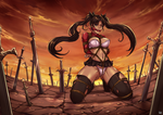 My Commission: Rin Tohsaka (variant) by gh0st-of-Ronin