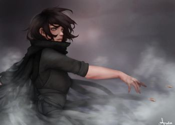 Vin - Mistborn by Anadia-Chan