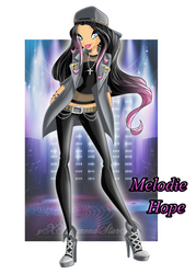 ~Melodie Hope~ by xXDiamondStarXx