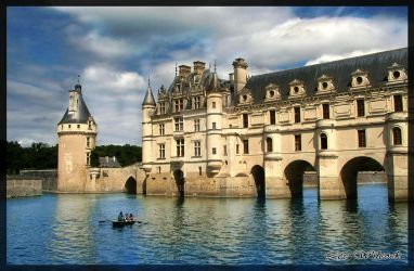Chenonceau by llee123