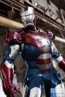 iron patriot by megamike75
