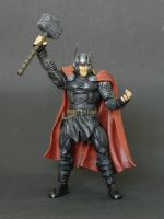 Marvel Legends Thor redesign custom by LuXuSik