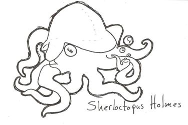 Sherloctopus Holmes Original Flavor by the-ghostcat-pir8nin