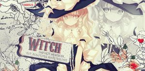 WitchxD by xFluffyBunnyx