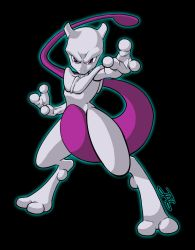 MEWTWO by JAG-Comics