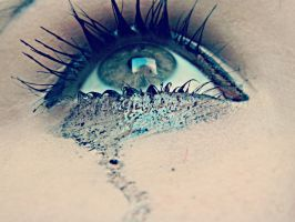 Tear In My Eye by KayleighBPhotography