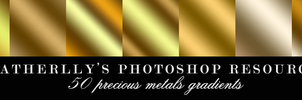 Precious Metals Gradients by Heatherlly