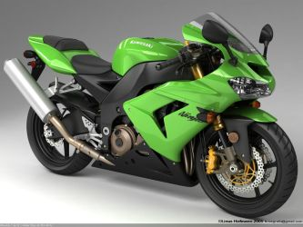 Kawasaki Ninja ZX10R Final 2 by lhnova