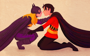 Bats and Birds by StormWhiskers