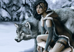 Mother of Wolves by Alrooney