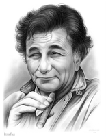 Peter Falk by gregchapin