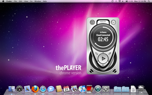 Interface.thePlayer - chrome by KriGH