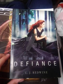 Defiance by C.j redwine by WEthepotterheads0214
