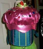 Cupcake Backpack by AlAlNe