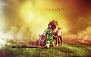 Younis Mahmoud 2 by fisalaliraqi