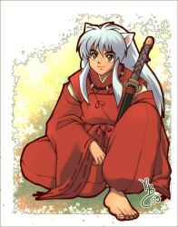 Simple Inuyasha to Gio by lince