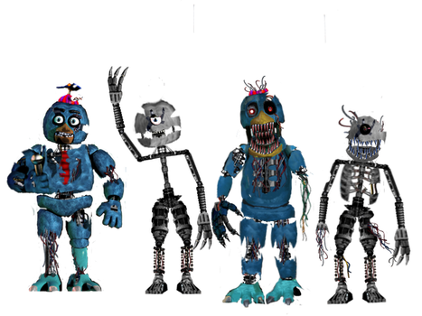random fan made characters made by me by shadowNightmare13