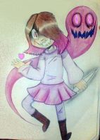 Betty from Glitchtale by ChangingSeasons247