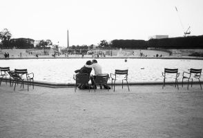 Jardin des Tuileries by pavboq