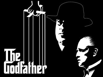 Wallpaper:The Godfather by Moupijmo