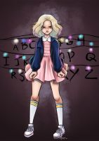 Eleven by Masked-Patatoe