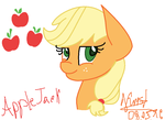 AppleJack by Kristalina-Shining