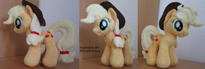 Applejack #9 by ManlyStitches