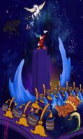 Disney Fantasia by ivy6323