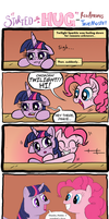 It started with a hug by RedApropos + Truemosfet by Truemosfet