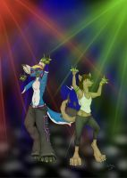 Rave Party by Silly-Lady