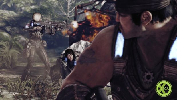 Gears Snap Shot 13 by xxClaireBearxx1