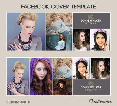 Facebook Timeline Cover Template Photography CW006 by symufa