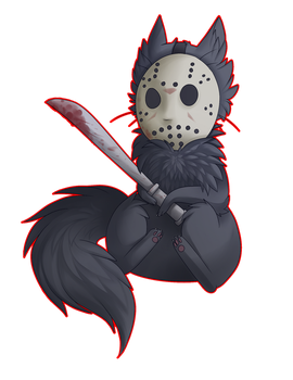 Happy Friday the 13th by Miss-Cats