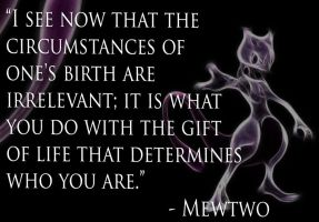 Mewtwo Quote