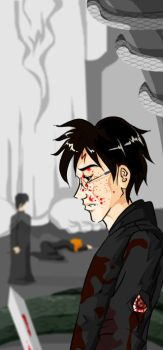 Harry Potter: CoS fanart by naomiathena