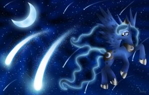 The Beauty of Nightfall by Rose-Beuty