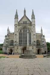 Winchester Cathedral by FoxDesigns