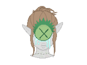 hey look its a pixel of a original speacies i made by PurplePupProductions