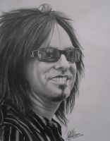 Nikki Sixx by MaryMiYaVi