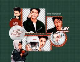 +Pack Png EXO|Lay by Pohminit