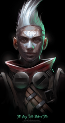 Ekko - The Boy who shattered Time by TheFearMaster