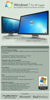 Win 7 Collection for XP Logon by mjamil85