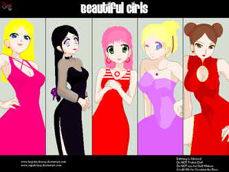Belles of the Ball by highlord24