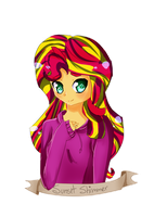 Reformed Sunset Shimmer by Manjarcito