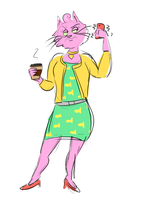 Princess Carolyn by Beezii11