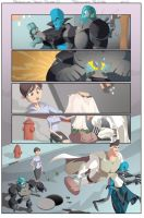Megemind Sample page by Fpeniche