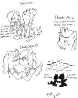 Raider and Kid-Hearts and hooves day special page6 by Demon-Keychain