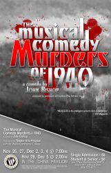 Musical Comedy Murders of 1940 by GoaliGrlTilDeath